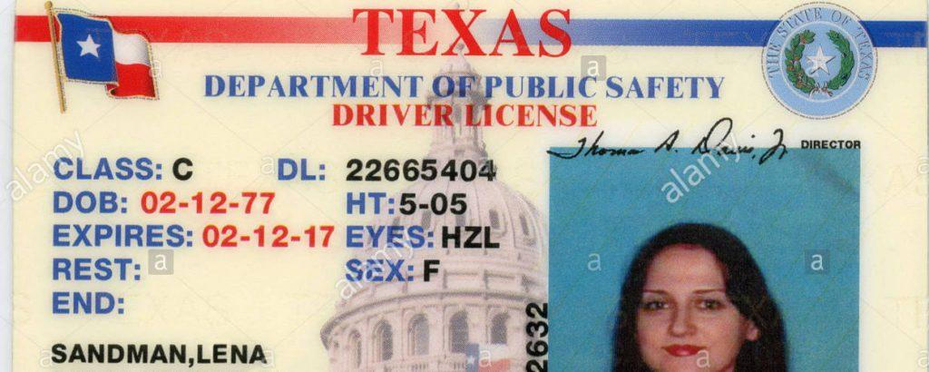 General Information About Driver Licenses